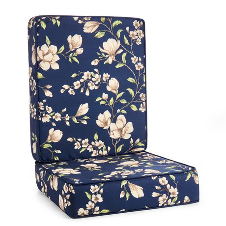 hometrends Deluxe High Back Cushion - image 1 of 2