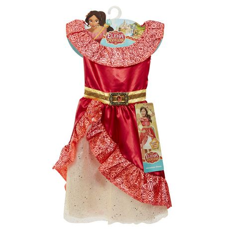 Disney Princess Elena of Avalor's Adventure Dress ...