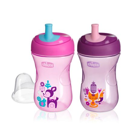 Chicco NaturalFit Straw Trainer Cup - image 1 of 1