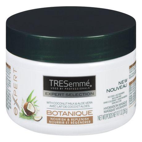 TRESemmé Botanique Nourishing + Replenish Hydration Masque Hair Treatment 9.17OZ - image 3 of 7