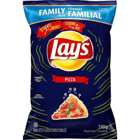 Lay's Pizza Potato Chips - image 1 of 5