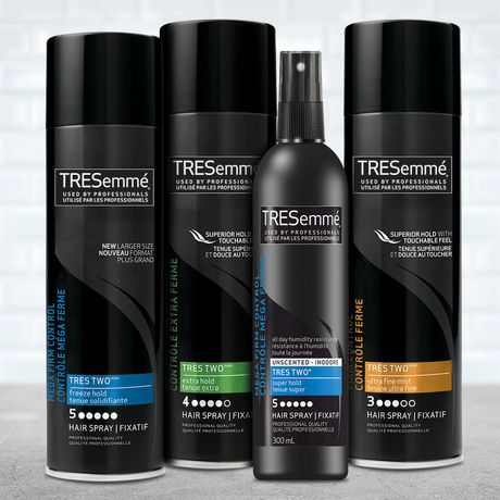 TRESemmé Tres Two Extra Hold Hairspray 43 Gr - image 4 of 6