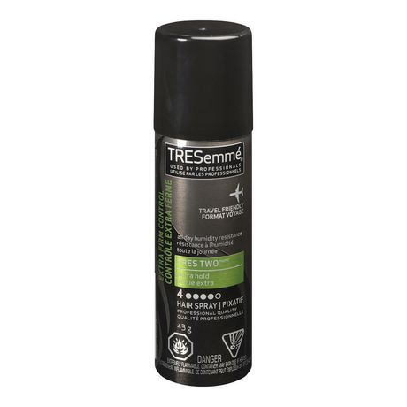 TRESemmé Tres Two Extra Hold Hairspray 43 Gr - image 2 of 6
