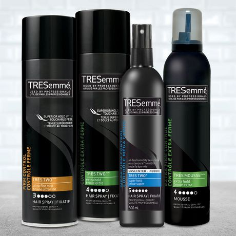 TRESemmé Tres Two Extra Hold Hairspray 43 Gr - image 3 of 6