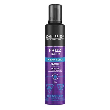 John Frieda Frizz Ease Dream Curls Curl Reviver Mousse - image 1 of 2