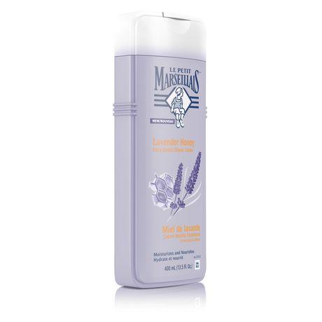 Le Petit Marseillais®Lavender Honey Extra Gentle Shower Crème Body Wash - image 3 of 3