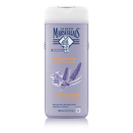 Le Petit Marseillais®Lavender Honey Extra Gentle Shower Crème Body Wash - image 1 of 3