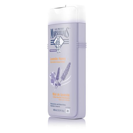 Le Petit Marseillais®Lavender Honey Extra Gentle Shower Crème Body Wash - image 2 of 3