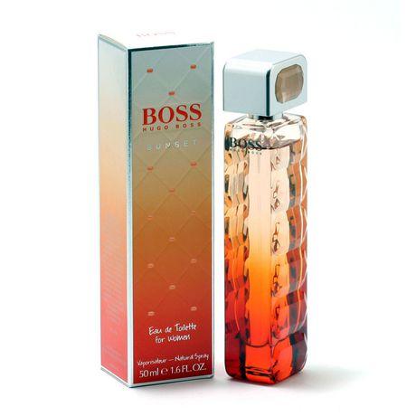 Boss Orange Sunset Ladies By Hugo Boss Eau De Toilette Spray 50 Ml