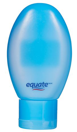 5acf98c15495 Equate Travel Bottle