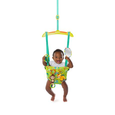 Siège sauteur de bébé pour porte de luxe