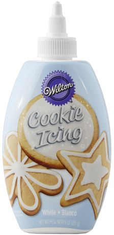 Wilton White Cookie Icing - image 1 of 2