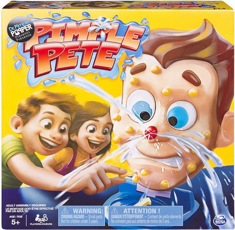 Spin Master Games Pimple Pete Game - image 1 of 8