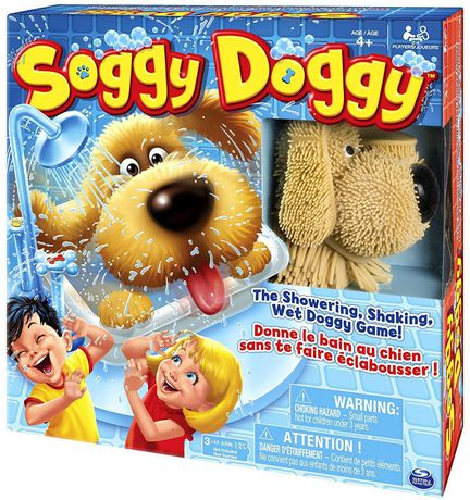 Spin Master Games Soggy Doggy Board Game - image 1 of 9