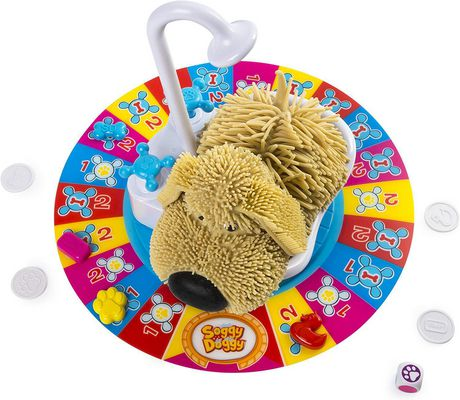 Spin Master Games Soggy Doggy Board Game - image 2 of 9