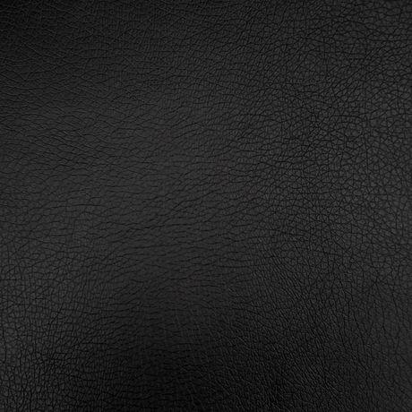 Causeuse en cuir reconstitué Cory de CorLiving en noir - image 5 de 5