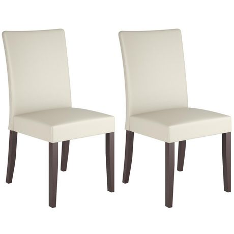 CorLiving Atwood 5-Piece Dining Set with Cream Leatherette Seats - image 4 of 8