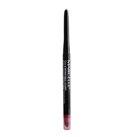 Crayon à Lèvres Repulpant Rétractables 2 en 1 - Baie fraîche - image 1 de 1