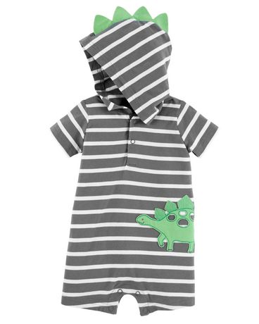 c77bed949 Child of Mine made by Carter s Newborn Boys  1 Piece Outfit -Dino ...