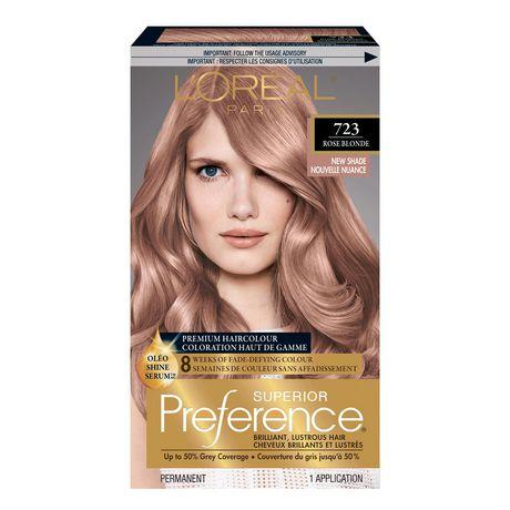L Oreal Paris Superior Preference Permanent Hair Colour