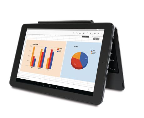 """RCA 11.5"""" Tablet with Keyboard - image 3 of 5"""