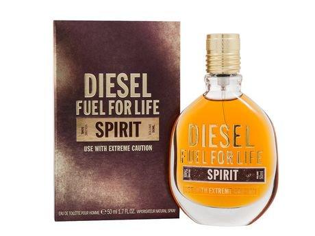 diesel fuel for life spirit eau de toilette spray for men. Black Bedroom Furniture Sets. Home Design Ideas