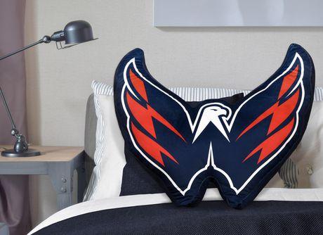 NHL Team Logo Cushion- Washington Capitals - image 2 of 3