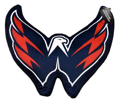 NHL Team Logo Cushion- Washington Capitals - image 3 of 3
