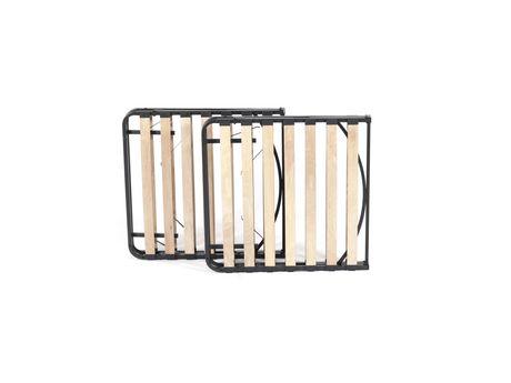 Cadre de lit en bois, Plusieurs grandeurs - image 2 de 5