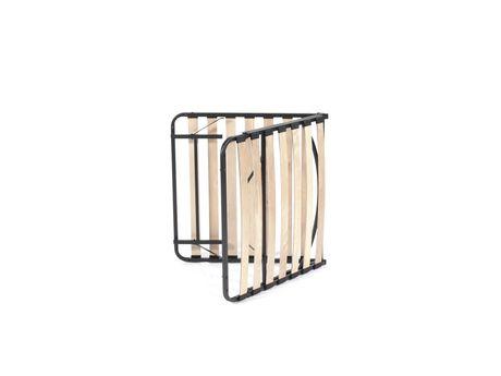 Cadre de lit en bois, Plusieurs grandeurs - image 3 de 5