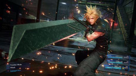 Final Fantasy VII Remake Standard Edition (PS4). - image 8 of 9