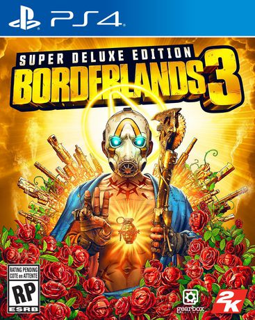 Borderlands 3 Super Deluxe Edition (PS4) - image 1 of 9