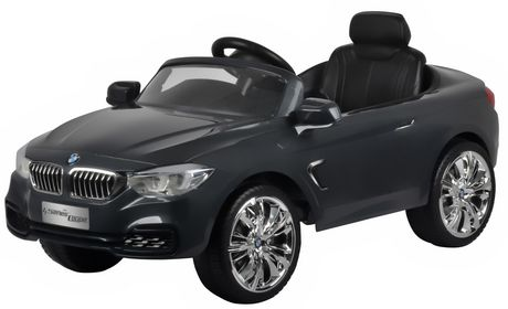 Kool Karz BMW 4 Series Electric Ride On Toy Car - Grey ...