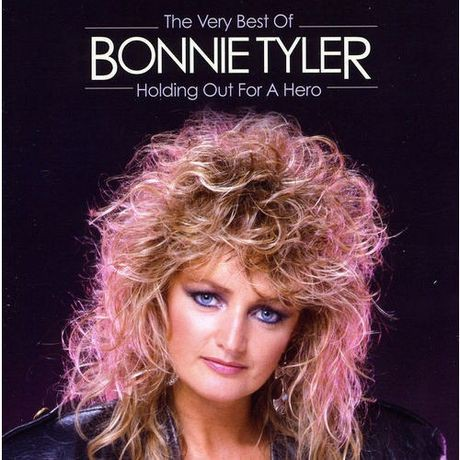 bonnie tyler holding out for a hero the very best of. Black Bedroom Furniture Sets. Home Design Ideas