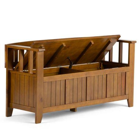 banc d 39 entr e alb normandy walmart canada. Black Bedroom Furniture Sets. Home Design Ideas