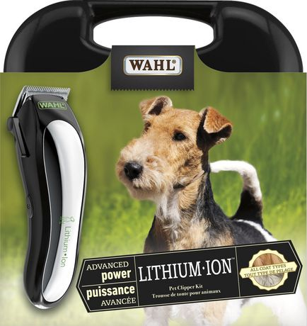 Wahl Lithium Ion Complete Pet Clipper Kit - image 1 of 2