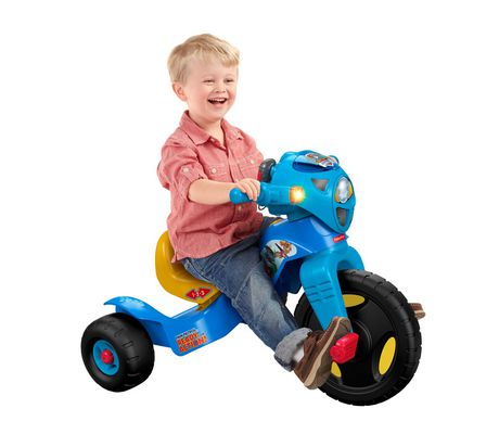 Fisher-Price Nickelodeon PAW Patrol Lights & Sounds Trike - image 2 of 9