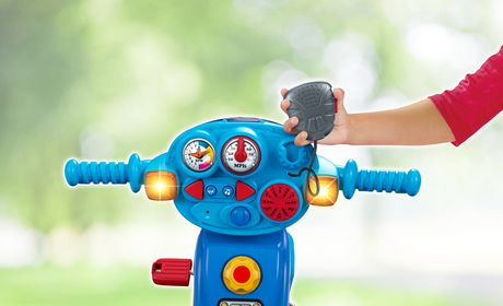 Fisher-Price Nickelodeon PAW Patrol Lights & Sounds Trike - image 8 of 9