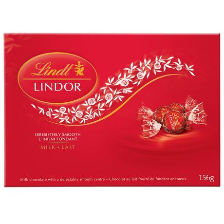 Lindt Lindor Milk Chocolate Gift Box - image 1 of 4