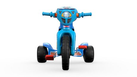 Fisher-Price Nickelodeon PAW Patrol Lights & Sounds Trike - image 3 of 9