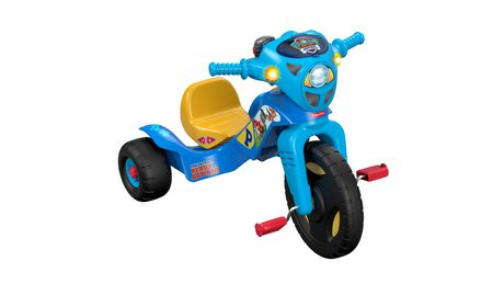 Fisher-Price Nickelodeon PAW Patrol Lights & Sounds Trike - image 4 of 9