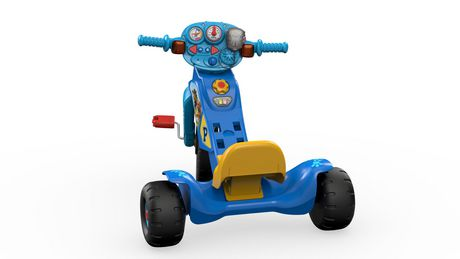 Fisher-Price Nickelodeon PAW Patrol Lights & Sounds Trike - image 6 of 9