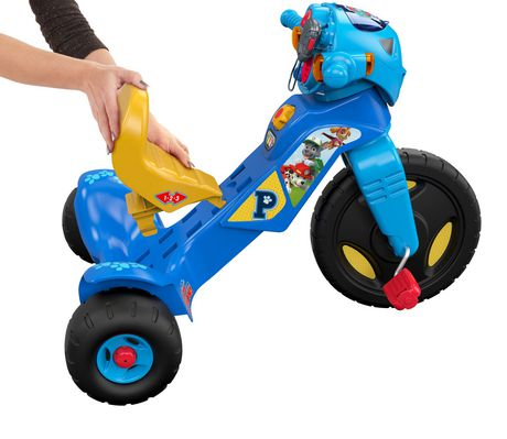 Fisher-Price Nickelodeon PAW Patrol Lights & Sounds Trike - image 7 of 9