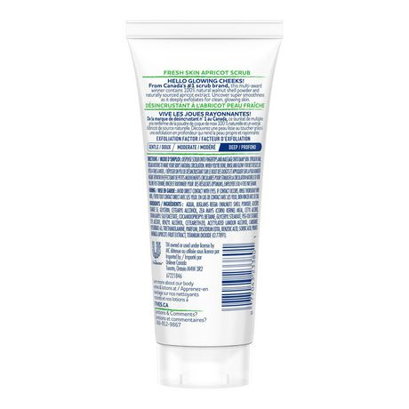 St. Ives Facial Scrub Exfoliating Apricot 30ml - image 2 of 6