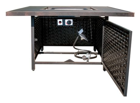 Paramount Anna Convertible Firepit Table - image 3 of 5