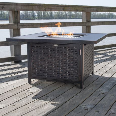 Paramount Anna Convertible Firepit Table - image 4 of 5