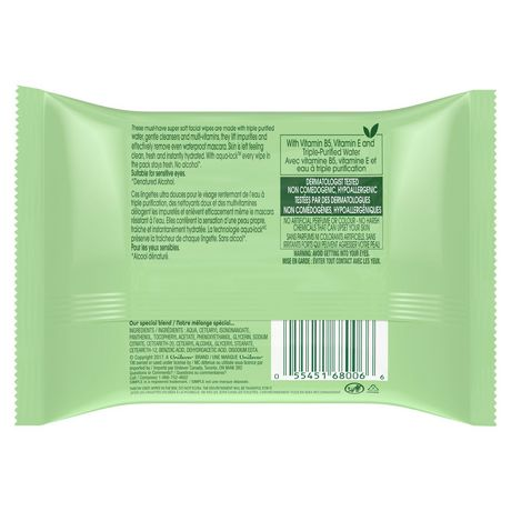 Simple Kind to Skin Cleansing Facial Wipes 25 count - image 3 of 9