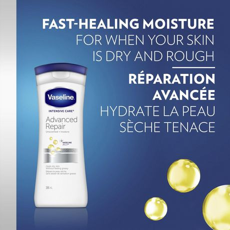 Vaseline® Intensive Care Advanced Repair Unscented Lotion - image 6 of 7