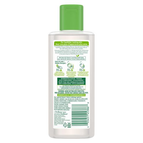 Simple Kind to Skin Facial Wipes For All Skin Types Micellar effectively removing dirt, make-up and impurities 25 count - image 2 of 8