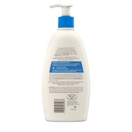 Aveeno Skin Relief Body Lotion, Unscented - image 2 of 6